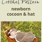 crochet cocoon and hood