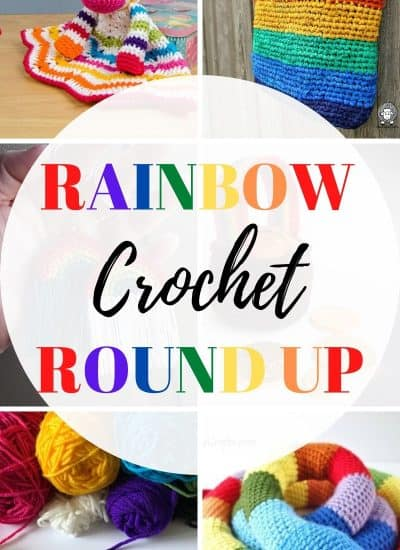 RAINBOW CROCHET PATTERN